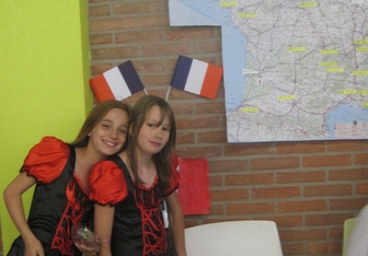 26/07/2015 - Open Day - Apoline and Angèle